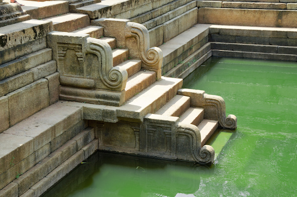 steps into pool of ancient times, ancient origins of swimming pools