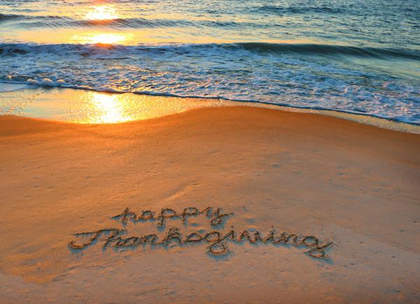 tropical thanksgiving