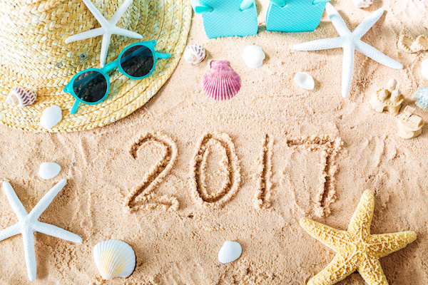 2017 in the sand