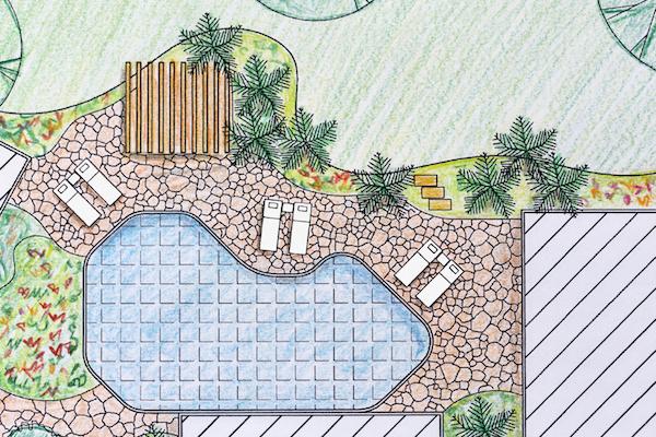 Landscape archiect design